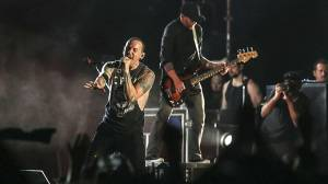 Chester Bennington: así fue el show 'sold out' de Linkin Park en Lima [VIDEO]
