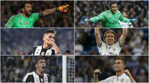 Real Madrid vs. Juventus: posibles alineaciones de merengues y bianconeros