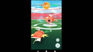 YouTube: así es la divertida batalla de Magikarp en Pokémon Go [VIDEO]